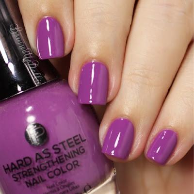 Lavender Brushstrokes