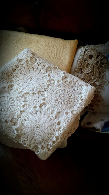 Linens and Lace, Living From Glory To Glory Blog...