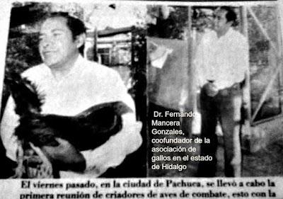 dr. Fernando Mancera Gonzales, coofundador de la asociación de gallos en el estado de Hidalgo.jpg