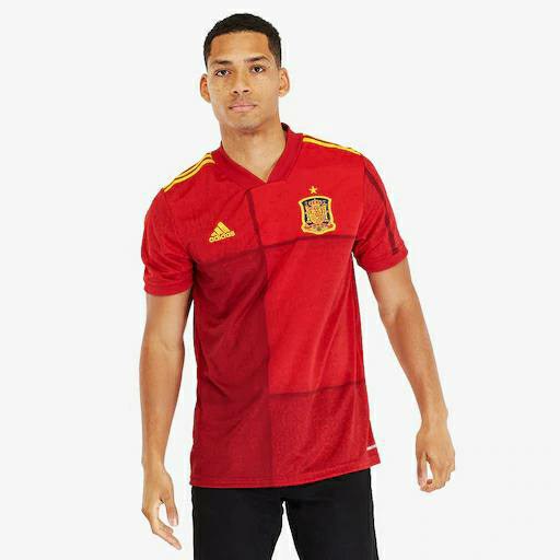 Jual Jersey Spanyol away Terbaru Euro 2020