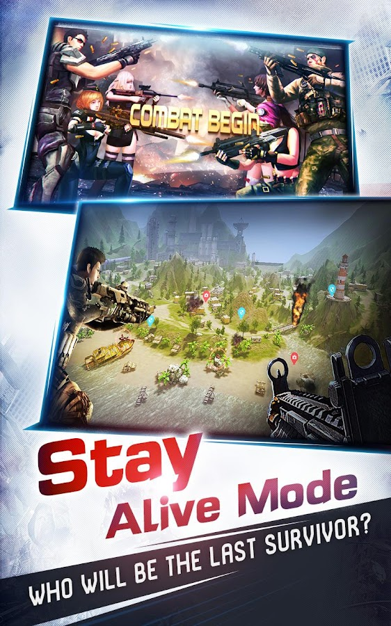 Crisis Action: Last Shooter Standing - Android Apps on Google Play