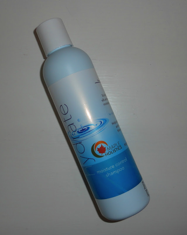 Maple Holistics Hydrate Shampoo for Dry and Itchy Scalp 1