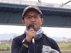 5位・川上誠治選手のインタビュー