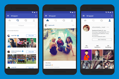Wrapper for Social Networks- screenshot thumbnail