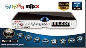 CINEBOX FANTASIA MAXX HD 3 TURNERS