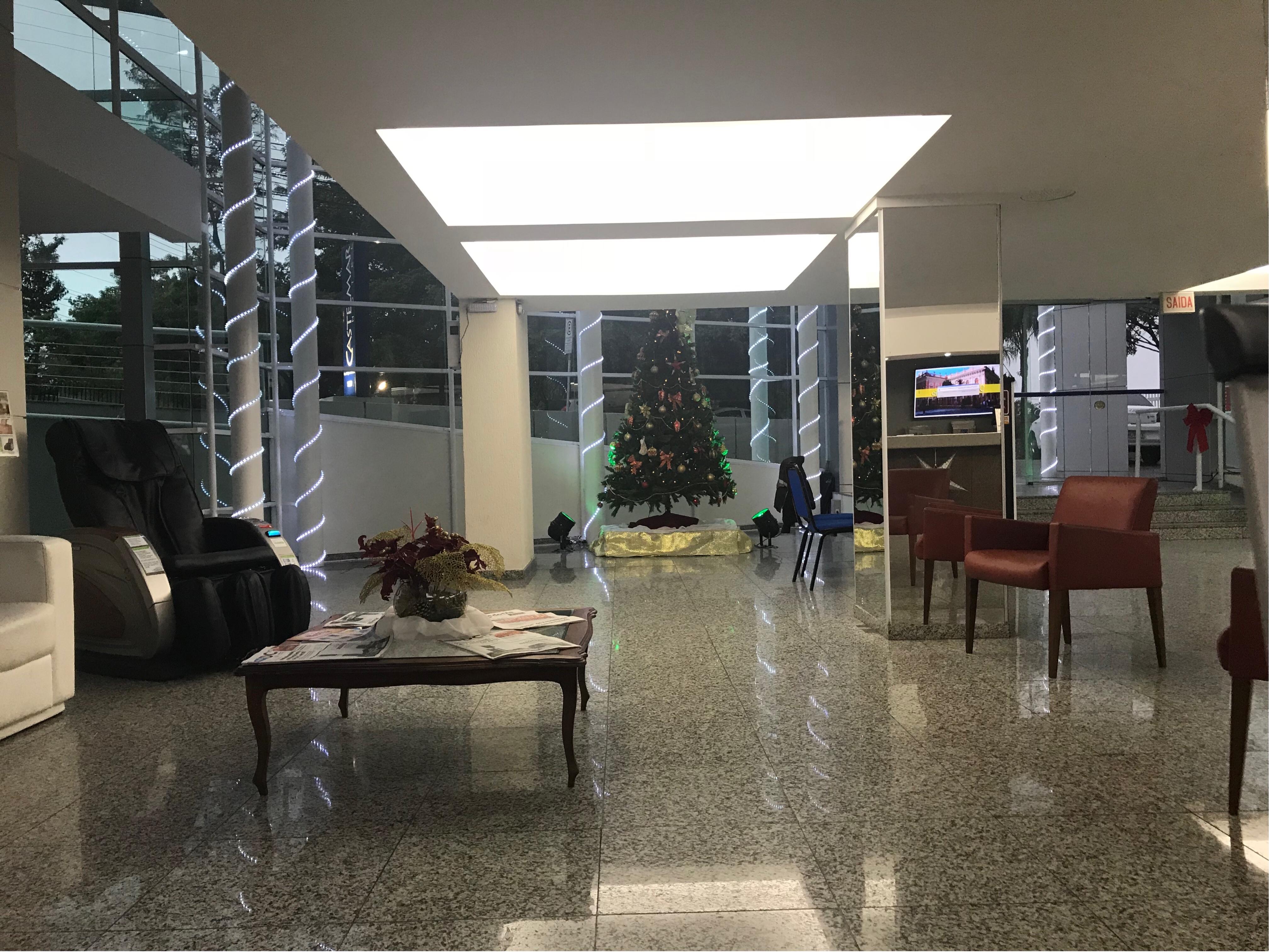 Recepção Hotel CastelMar Florianópolis