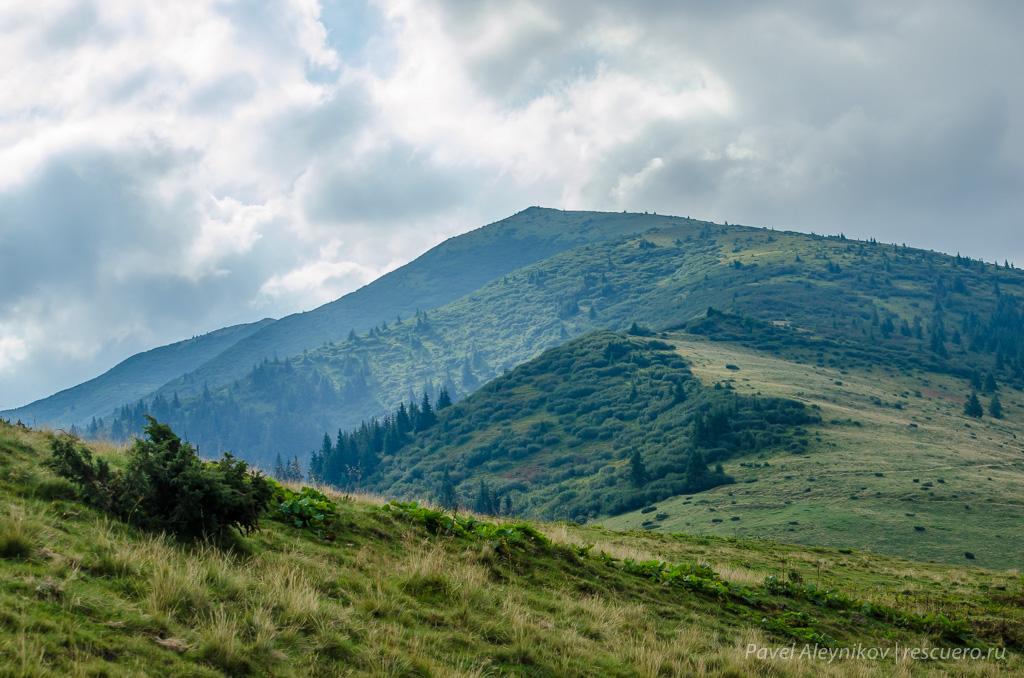 Гора Копица
