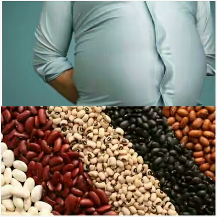 FIGHT THAT BELLY FAT WITH BEANS