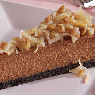 BAKER'S GERMAN'S Chocolate Cheesecake