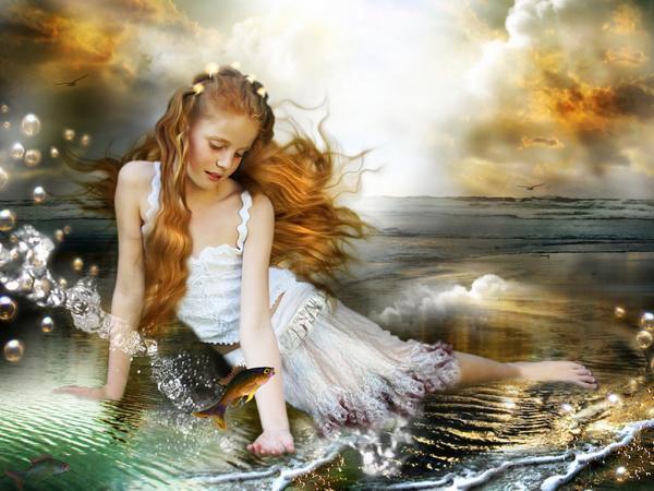At The Seaside, Magic Beauties 2