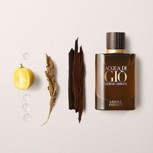 Acqua di Gió Absolu Instinct Eau de Parfum Masculino
