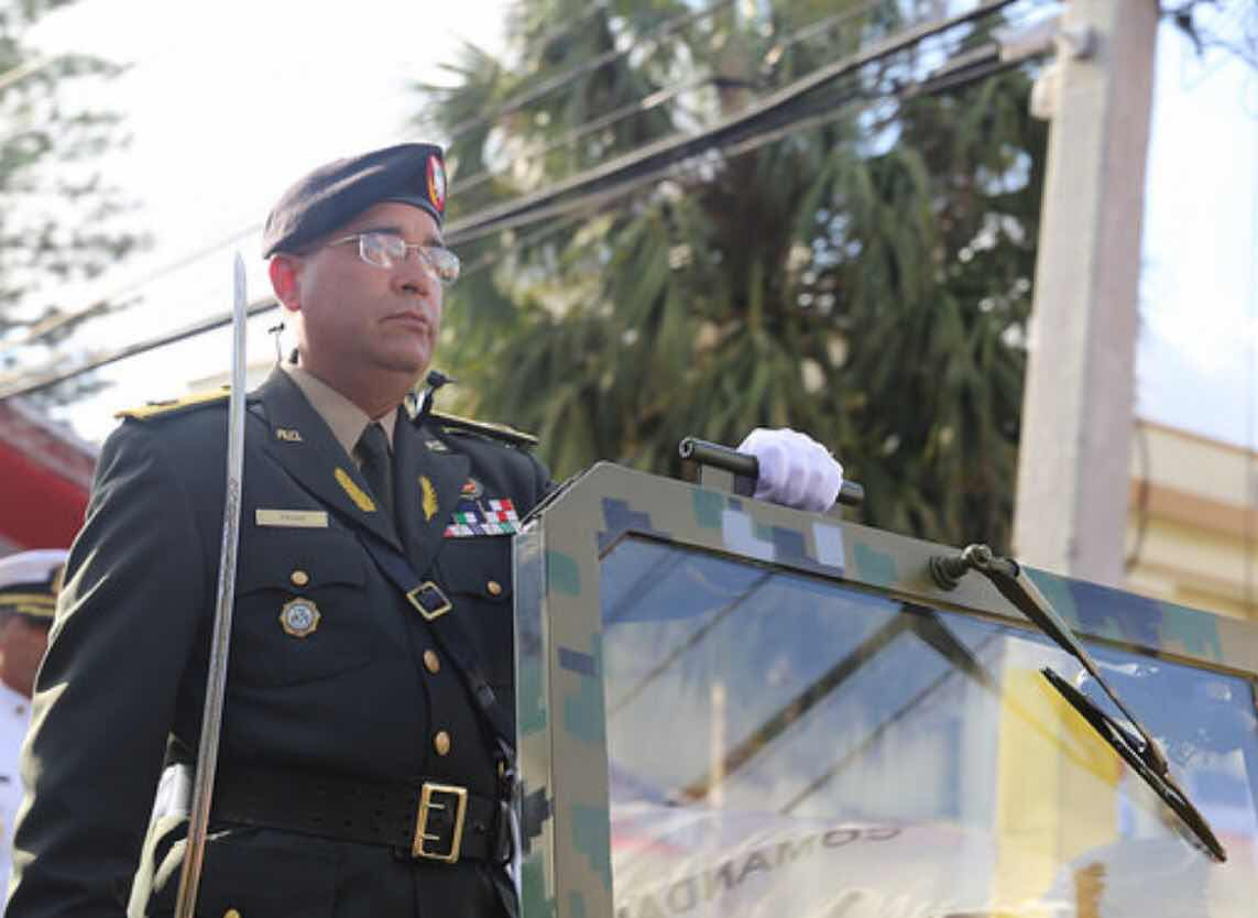 Presidente Danilo Medina encabeza desfile militar por 174 aniversario de la Batalla del 19 de Marzo