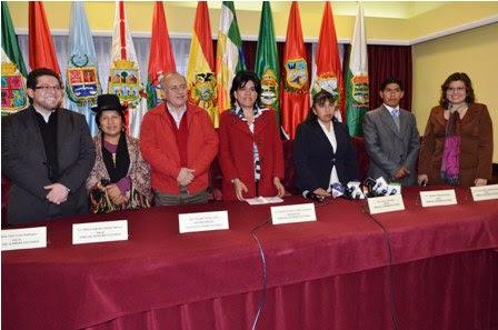 Katia Uriona es la nueva presidente del TSE - Bolivia informa