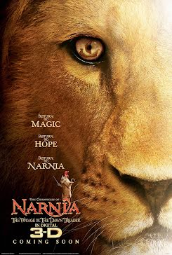 Las crónicas de Narnia: La travesía del viajero del alba - The Chronicles of Narnia: The Voyage of the Dawn Treader (2010)