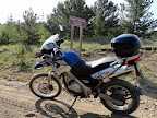 Inagural Offroad ride for the Dakar