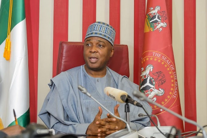 2019: Saraki speaks on being offered automatic ticket, oil well