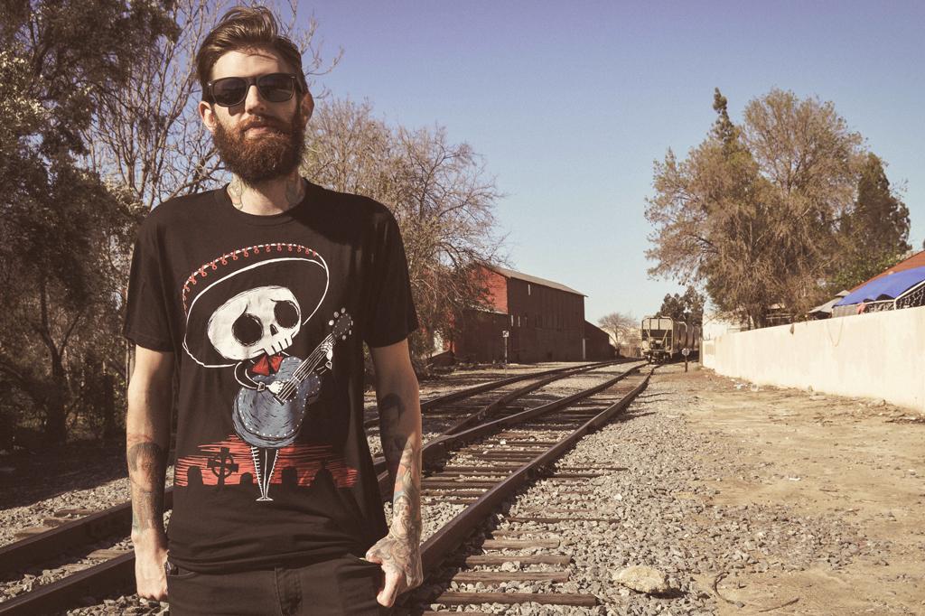 serenade the dead, serenading the dead, skeleton mariachi, mariachi skull, halloween mariachi, dark mariachi shirt, goth mariachi, emo mariachi