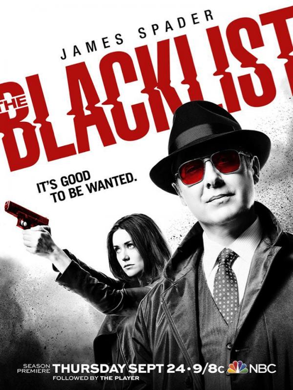 Danh Sách Đen Phần 3 - The Blacklist Season 3 (2015)