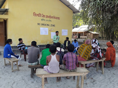 Follow up at Bashbari No 4, Bongaigaon