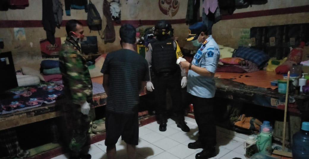 Razia di Rutan Watansoppeng, Personil Polres Soppeng Tidak Temukan Narkoba dan Sajam
