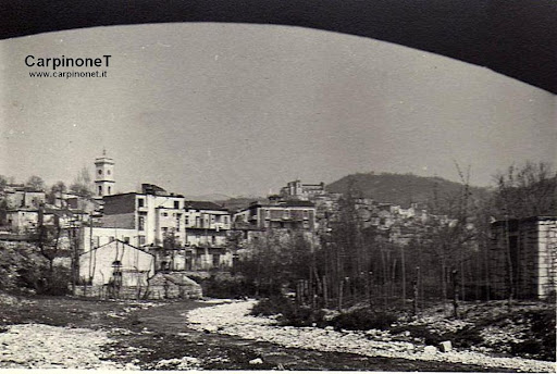 Panorama dal Pontenuovo