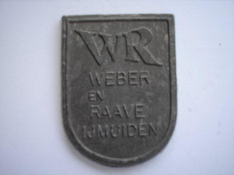 Naam: Weber en Raave Plaats: IJmuidenJaartal: 2000