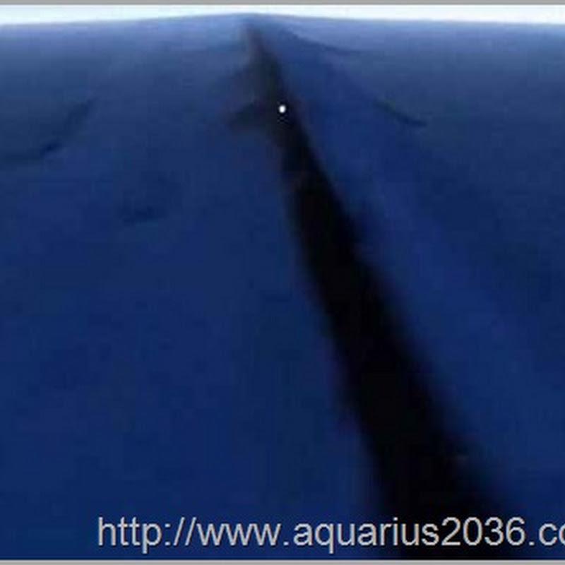 Misteriosa Parede Subaquática, que cobre todo o Planeta