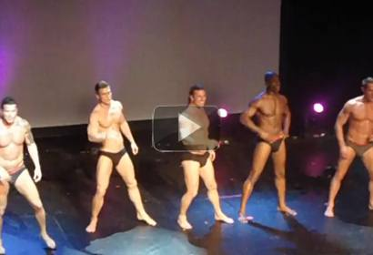 Chippendales 21 sep 2012 Big Spender