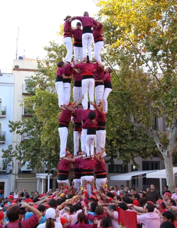 Diada dels Xiquets de Tarragona 3-10-2009 - 20091003_140_4d8_CdL_Tarragona_Diada_Xiquets.JPG