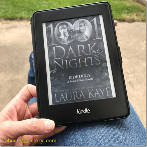 Review: Ride Dirty (Raven Riders #3.5) by Laura Kaye | About That Story