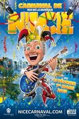 Carnaval de Nice affiche 2015