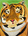 Tiger by Joshua