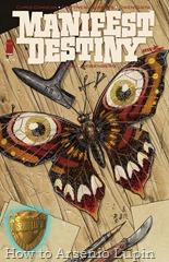 Actualización 26/02/2017: Noveno numero de Manifest Destiny por Heisenberg en la traducción y ahora Sueño en la maqueta.