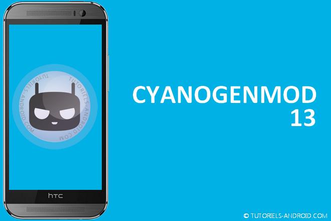 CM13 pour HTC One M8