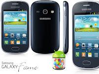Cara Install/Pasang CWM Samsung Galaxy Fame Tanpa PC