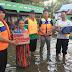Tim SAR Gabungan Bantu Warga Terdampak Banjir