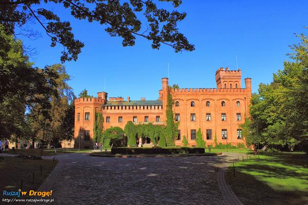 Pałac Rzucewo na Kaszubach