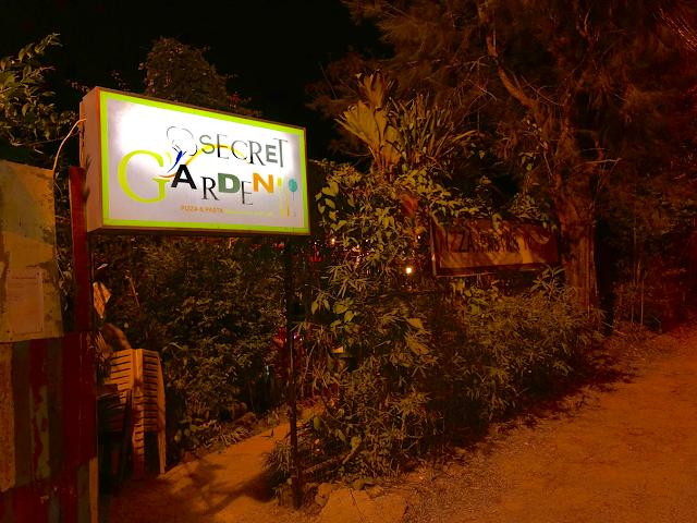 secret garden resto and cafe baguio city