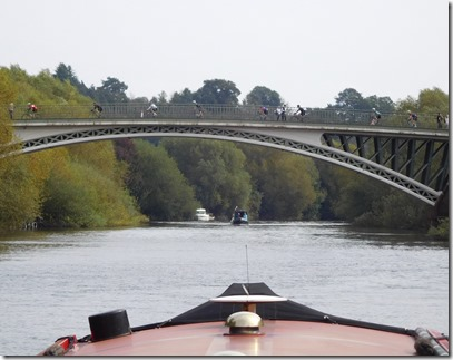 11 birmingham velo over holt fleet bridge