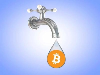 how bitcoin faucet work