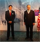 Ronald Reagan und Helmut Kohl