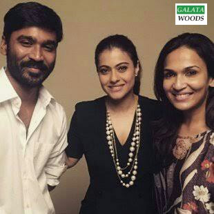 Dhanush, Kajal Have A Song In VIP 2 : Release Date Here