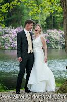 Bruidsreportage (Trouwfotograaf) - Foto van bruidspaar - 188