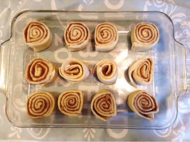 unproved cinnamon rolls