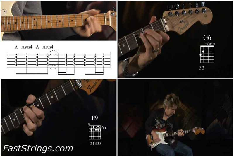 At a Glance: Rhythm Guitar