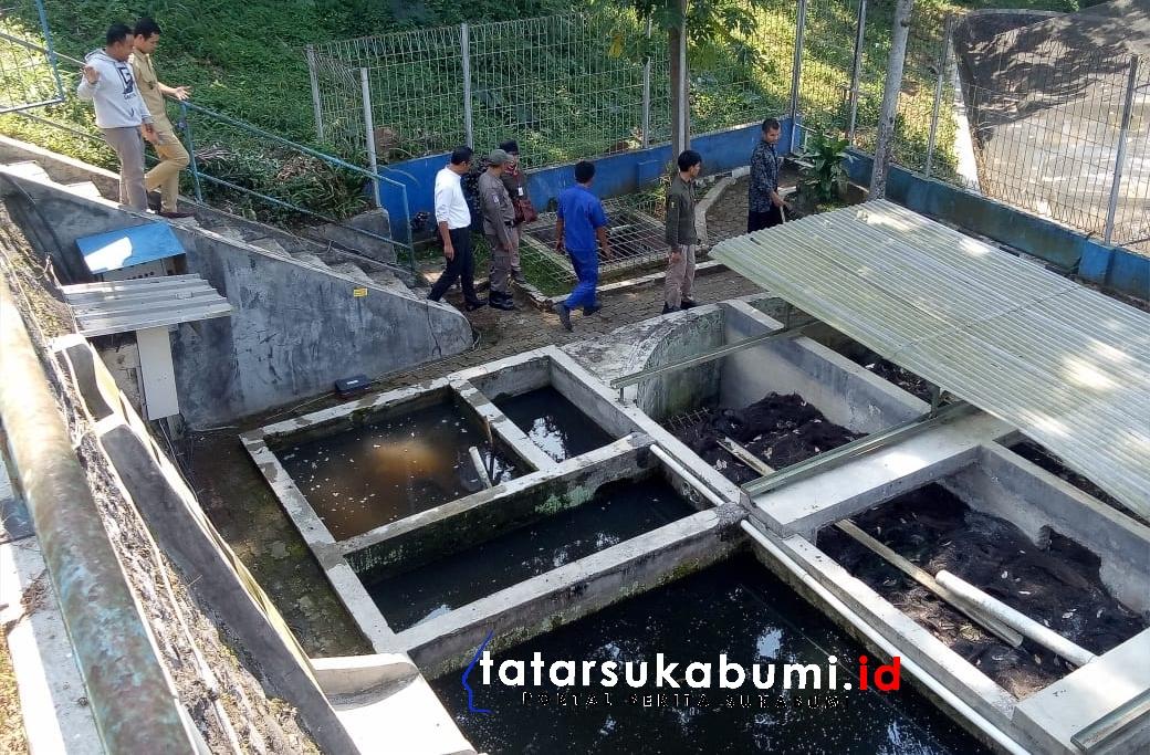 Perusahaan Buang Limbah Berbahaya di Parungkuda, DLH Sukabumi Temukan Fakta Seperti Ini