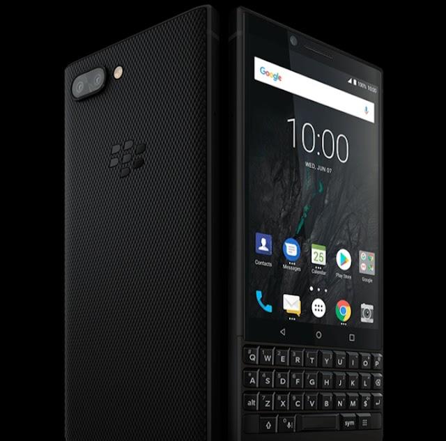 New BlackBerry smartphones -BlackBerry with 5G smartphones -2021