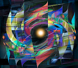 """The """"Luminous Photon"""" piece from the """"2001"""" collection"""