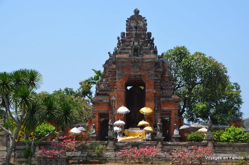 Temple at Semarapura