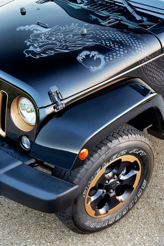 Jeep Wrangler Dragon Edition 3